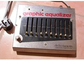 Vends Electro Harmonix vintage graphic equalizer