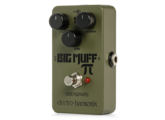 Vends Big Muff pi green russian Electro-Harmonix