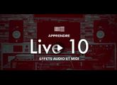 Elephorm Apprendre Ableton Live 10 - Clips Audio et Midi