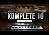 Elephorm Maîtrisez Komplete 10 - Reproduction d'instruments acoustiques