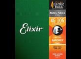 Elixir Strings Nanoweb Bass 14052 45-100 4-String Light/Long Scale