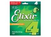 Elixir Strings Nanoweb Bass 14087 45-105 4-String Medium/Extra Long Scale
