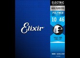 Elixir Strings Polyweb Coating Electric