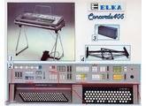A vendre ELKA 405 concorde