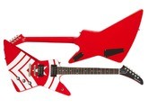 "Epiphone Limited Edition Jason Hook ""M-4"" Explorer Outfit"