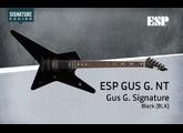 ESP Gus G.NT Gus G. Signature Black