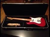 Fender Bullet One Standard 1981 Red