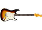 Fender Stratocaster 1963 Relic Master Designed John Cruz 2014 Custom Shop Sunburst
