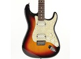 Fender Hot Rodded American Double Fat Strat