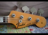 Fender Jazz-Bass International Series Morocco Red 1979