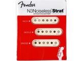 Fender N3 Noiseless Strat Pickup Set