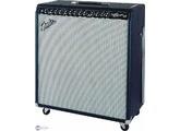"Vend Ampli guitare Fender type Balckface Concert Reverb 4 x 10"""