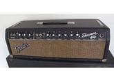 Vends Fender Showman Amp drip edge black lines (BAISSE DE PRIX)