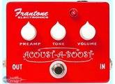 Frantone Acoust-A-Boost, COMME NEUF, RARE