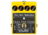 Vends FREE THE TONE Quad Arrow Distortion QA-2