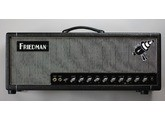 Friedman SS-100 Steve Stevens Signature 2-Channel 100-Watt Guitar Amp Head with Boost