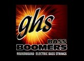 "GHS Bass Boomers Short Scale (32.75"" winding)"