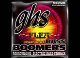 GHS Flea Signature Bass Boomers