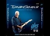 GHS GB-DGF David Gilmour Signature Blue Set 10-48