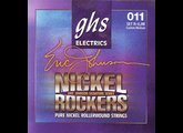 GHS Nickel Rockers Eric Johnson signature 11-52