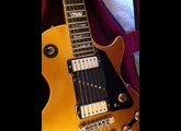 Vente Les Paul Deluxe Goldtop 1977