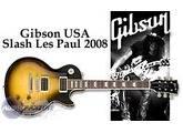 Gibson Les Paul Standard Slash Signature 2008 Antique Vintage Sunburst