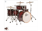 Catalina Maple Studio Set Complet + Cymables & Pieds
