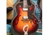 Guitare Jazz Vintage 1966 Guild CE 100D (format 175)