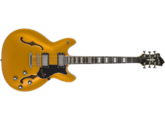 Hagstrom Justin York Viking Gold Top