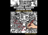 Hal Leonard Recording Unhinged Coloring Book