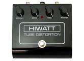 Vends pedale hiwatt tube distortion