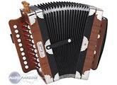 Clavier 1 rang C Mélodéon