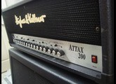 Hughes & Kettner Attax 200 Head
