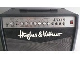 Hughes & Kettner Attax 50 Manual