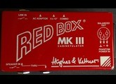 Hughes & Kettner Red Box MK III Manual