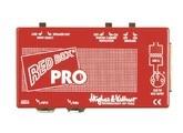 Hughes & Kettner Red Box Pro Manual