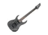 Vends guitare électrique IBANEZ RG870QMZL (L pour Left Handed = Gaucher) couleur Black Ice.