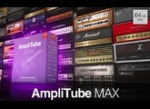 Vends IK Multimedia AmpliTube MAX