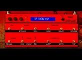Vends processeur d'effets guitare THETA PRO  DSP  version 3