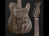 Guitare james trussart steel caster