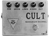 Joe Gore Pedals Cult Germanium Channel