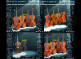 Kirk Hunter Studios Spotlight Solo Strings
