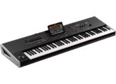 Korg PA4X - Aide Mémoire - Sommaire (LD)
