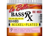 La Bella RX Nickel plated