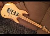Guitare LAG The beast custom VZ