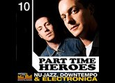 Loopmasters Part Time Heroes Nu Jazz Downtempo and Electronica
