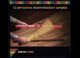Loops de la Crème 32 Percussive Boomwhackers Samples