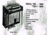 Lowrey Berkshire Deluxe TBO-1