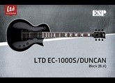 LTD EC-1000S Duncan - Black