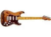 LTD GL-256 George Lynch Signature - Distressed 2-Tone Burst